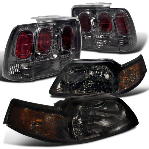 Ford Mustang Smoke Tint HeadlightsAltezza Rear Tail Lamp