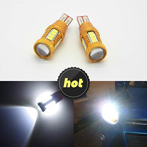 T15T10 W16W LED Rear Tail Lamp 4014 32SMD CREE Brake Backup Reverse Light Bulb