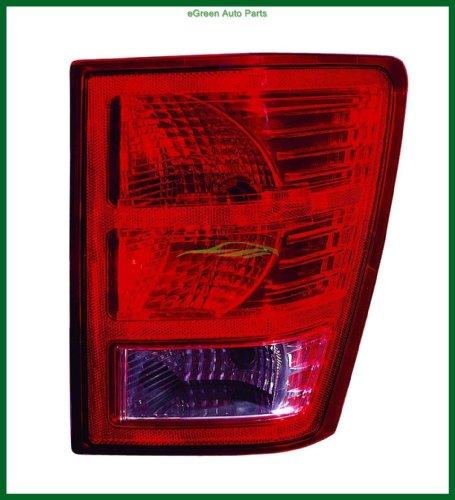 07-08 Grand Cherokee Tail Light Lamp Right Passenger