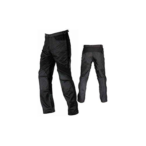 Alpinestars Air-flo Textile Pants , Distinct Name: Black, Size: Lg, Gender: Mens/unisex, Primary Color: Black,