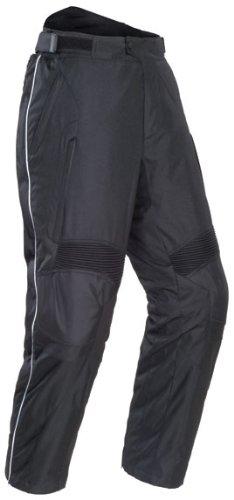 Tour Master Overpant Men's Textile Street Bike Racing Motorcycle Pants - Black / 3x-large