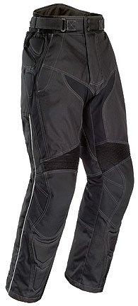 Tourmaster Mens Caliber Motorcycle Pants Black Xxxxl 4xl