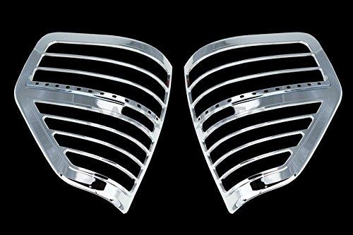 Razer Auto 2009-2014 Ford F150 Chrome Tail Light Bezel Trim Cover