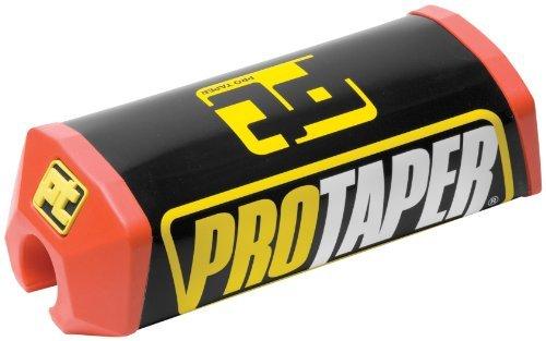 Pro Taper Standard 20 Square Crossbar Pads - RedBlack