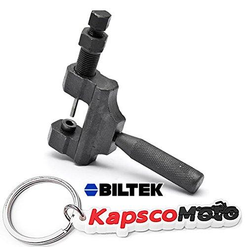 Biltek Chain Breaker Link Removal Splitter Cutter Riveting Tool Motorcycle ATV Dirtbike  KapscoMoto Keychain