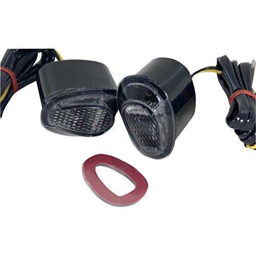 Competition Werkes Flush Mount Lights - Smoke MPH-1239S