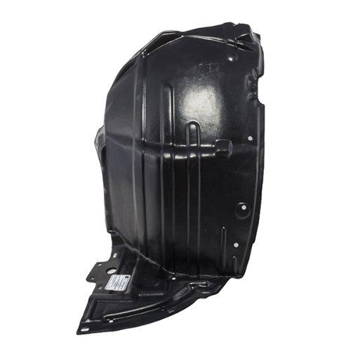CarPartsDepot Front Fender Liner Splash Shield Left Driver Side Plastic Assembly 378-23142-11 IN1248102 63845AM600