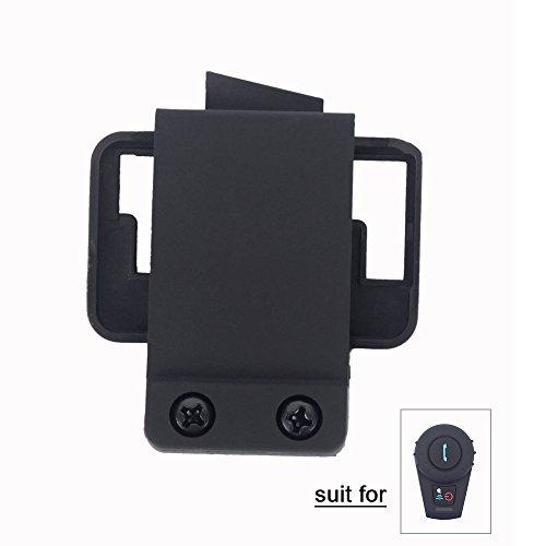 FreedConn FDCVB Clips for Motorcycle Helmet Bluetooth Intercom
