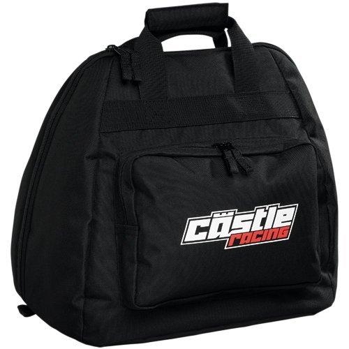 2012 Castle Helmet Bag - Deluxe - Black