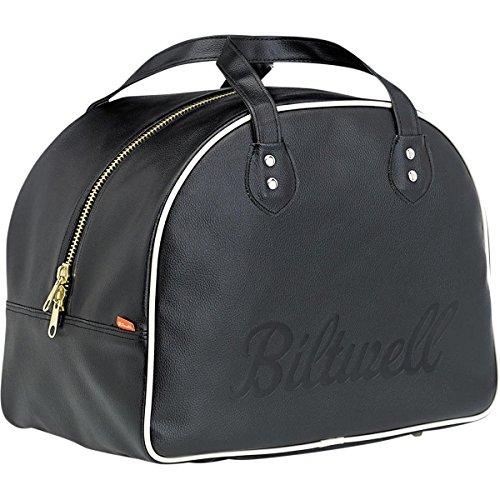Biltwell RB-VIN-HEL-BW Black Rover Retro Helmet Bag