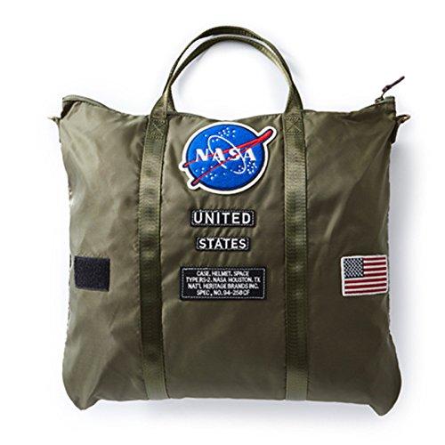Red Canoe - NASA Helmet Bag  U-BAG-NASAHB-KI