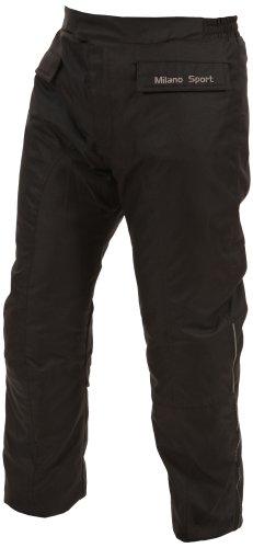 Milano Sport Motorcycle Touring Pant (black, Small)
