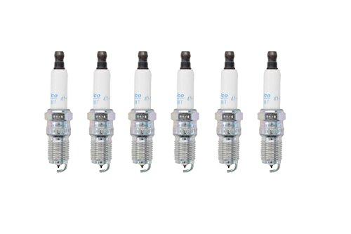 6Pcs Iridium Spark Plugs For Buick Chevrolet ACDelco 41-101 12568387