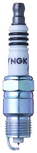 Set 4pcs NGK Iridium IX Spark Plugs Stock 7177 Nickel Core Tip Taper Cut 0040in UR5IX