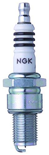 Set 8pcs NGK Iridium IX Spark Plugs Stock 6664 Nickel Core Tip Taper Cut 0032in BR7EIX