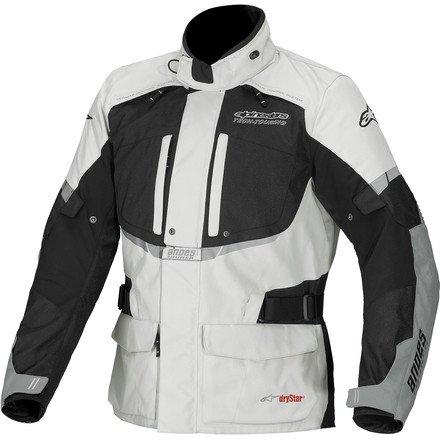 Alpinestars Andes Drystar Jacket SMALL GREYBLACK