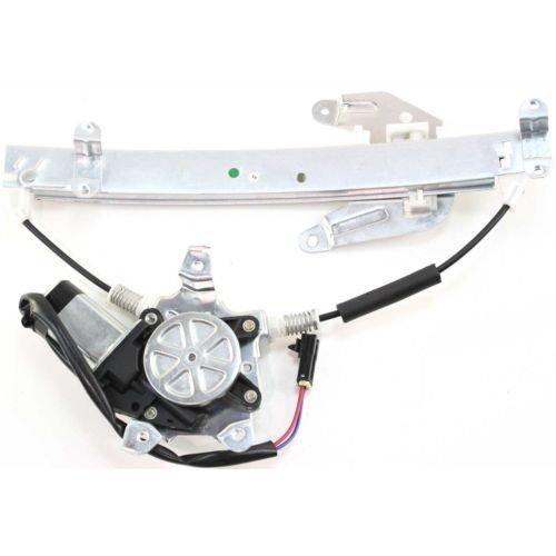 MAPM Premium MAXIMA 95-99  I30 96-99 REAR WINDOW REGULATOR RH Power w Motor