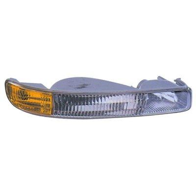MAPM Premium PASSENGER SIDE PARKINGSIDE MARKERTURN SIGNAL LIGHT LENS AND