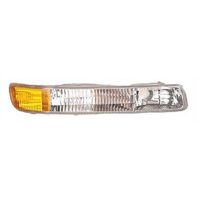Make Auto Parts Manufacturing - PASSENGER SIDE PARKINGSIDE MARKERTURN SIGNAL LIGHT LENS AND - GM2521174