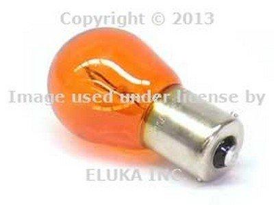 2 X BMW Genuine Turn Signal Bulb 7507L Amber Longlife bulbs blinker lamps for 128i 135i 320i 323Ci 323i 325Ci 325i 325xi 328Ci 328i 328xi 330Ci 330i 330xi 335i 335xi 525i 525xi 528i 530i 530xi 540i 540iP 545i 550i 645Ci 650i 740i 740iL 740iLP 750iL 750i