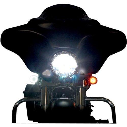 Custom Dynamics Bullet-Style Dynamic Ringz LED Turn Signal Inserts