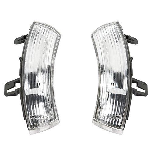 FEIFEIER In-Mirror Turn Signal Light Side Mirror Assemble Indicator For VW Jetta MK5 05-10 Passat B6 Right And Left