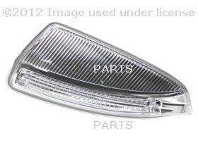 Mercedes W204 C250 C300 C350 C63 Left  Driver Door Mirror Turn Signal Light OEM