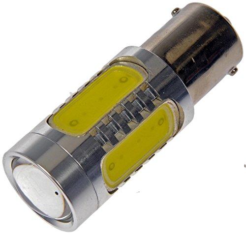 Dorman 1156W-HP White LED Turn Signal Light Bulb Pack of 1