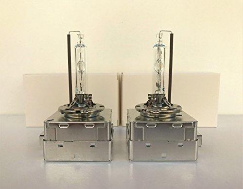 2x NEW FACTORY OEM 13-15 VW Passat Xenon Philips D3S BULBS HID LIGHT LAMP HEADLIGHT VW Part 9285335244