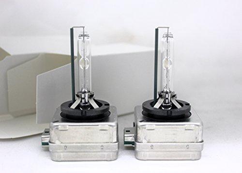 2x NEW GENUINE OEM 09-14 FORD F-150 Xenon D3S 4650K BULBS HID LIGHT PAIR OSRAM