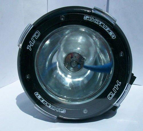 HID Light Euro Beam Black 4 Truck UTV XP1000 Off Road Sand Rail 5000