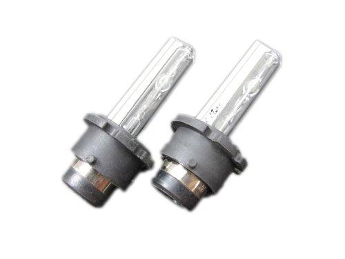 Elite Mailers HID Xenon Bulb - Replacement Bulb - D2C D2S D2R - 10000k - 2 pieces