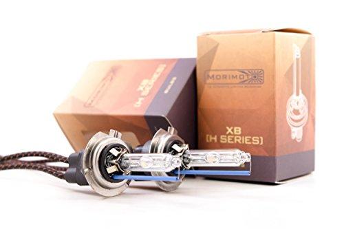 Morimoto H-Series XB Bi-Xenon H7 6500K HID Bulbs - Universal