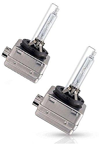 Philips D3S 4300K 35W Standard Xenon HID Headlight Bulb OEM Bulk Packaging Pack of 2