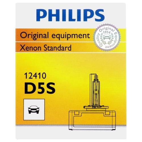 Philips D5S Xenon HID HeadLight Bulb 1-Pack