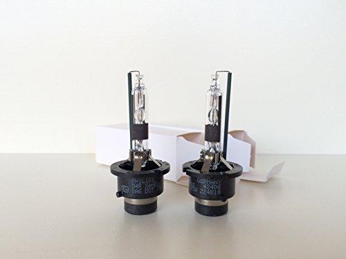 2x NEW FACTORY OEM Philips XenEco D4R Xenon Headlight BULBS HID HEAD LIGHT LAMP