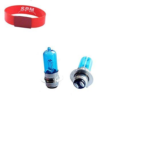 SPM Super White Headlight Bulb Lamp for Honda TRX350D TRX400FW TRX450S TRX450ES TRX450FM TRX450FE Foreman S ES Xenon Bulb