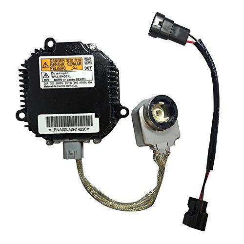 For 2008-2013 Infiniti G35 G37 EX35 Xenon HID Headlight D2SD2R OEM Ballast Igniter Control Unit By autokeymax
