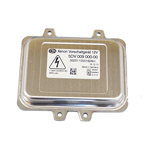 Hella Germany 5DV 009 000-00 D1S Ballast Xenon HID Headlight Unit Module OEM