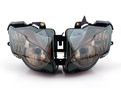 Areyourshop Front Headlight Headlamp Assembly For Honda CBR 1000RR CBR1000RR 2008-2011