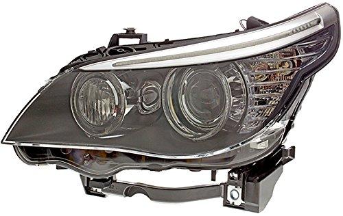 HELLA 169009161 Headlamp Assembly Passenger Side Xenon wAuto Adj BMW 1 Pack