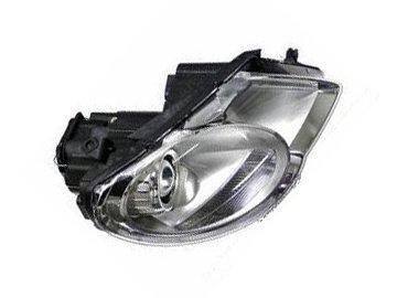 VW Eos 07-11 Headlamp Assembly Halogen Right GENUINE
