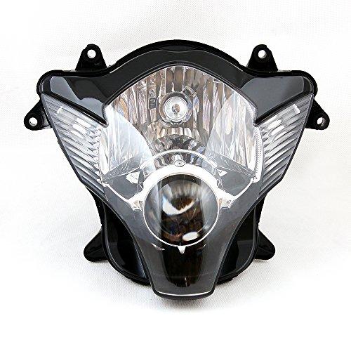 Areyourshop Front Headlight Headlamp Assembly For Suzuki GSXR 600750 2006-2007 K6