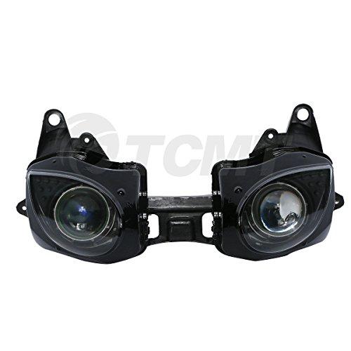 TCMT Front Headlight Head Lamp Light Assembly For Kawasaki Ninja ZX-6R ZX6R 07-08
