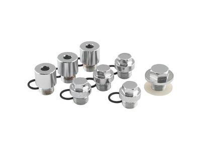 Colony Oil Pump And Crankcase Plug Set 8707-6