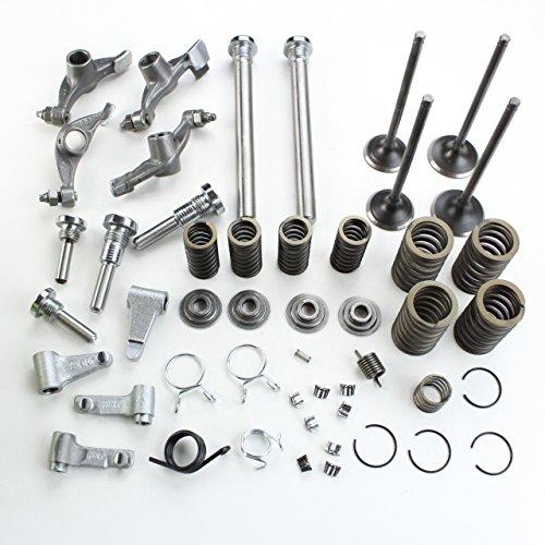 Niche Industries 1611 Honda Sportrax TRX400EX Cylinder Head Rebuild Kit 1999-2008