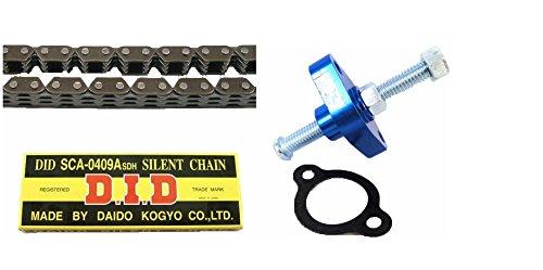 Honda TRX 400EX DID Heavy Duty Silent Cam Timing Chain And CRU Manual Tensioner