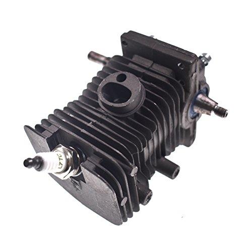 New 38mm Cylinder Piston Crankshaft Engine Pan Spark Plug Fit STIHL MS170 MS180 018