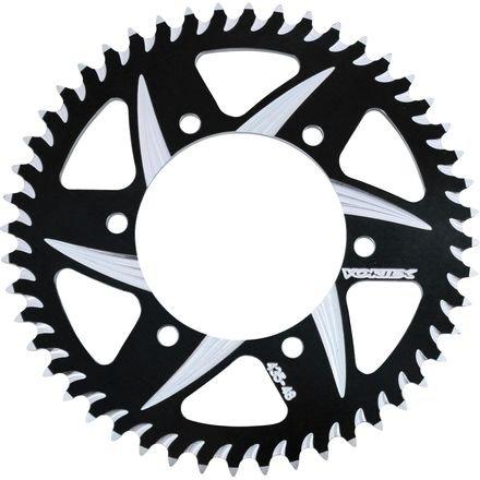 VORTEX - SPROCKETRear Black 37 Tooth530 Link for KAWASAKISUZUKI ZX600ZX750 VN800  GSXR750 TL1000S TL1000R 98-03 GSX1300R 99-07 Product code 436ZK-37