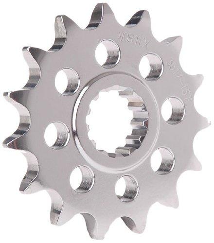 Vortex 3270-15 Silver 15-Tooth 520-Pitch Front Sprocket